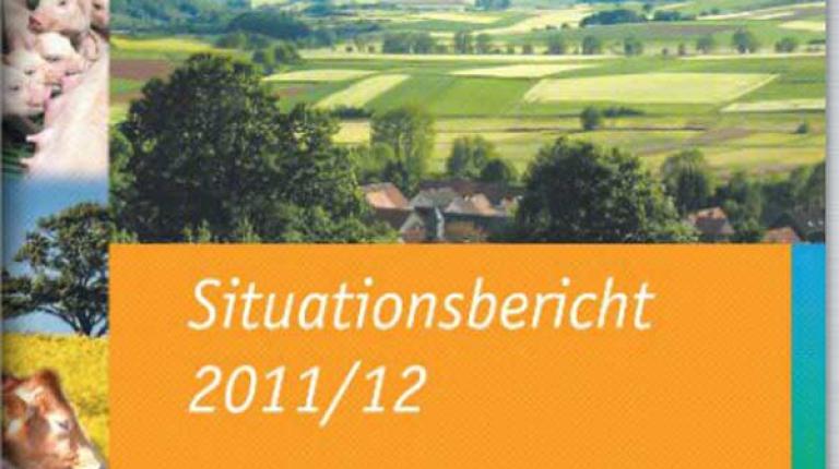 Pressemitteilung vom 13.12.2011 Situationsbericht 2011/2012