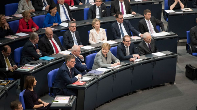 Die möglichen Koalitionäre wollen die Weiterentwicklung der Landwirtschaft gezielt auf nationaler und europäischer Ebene fördern.