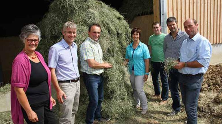 Bauer Seuversholz bauernverband und bioland keine fallstricke für bio bauern