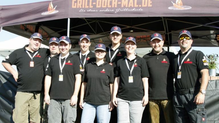 Am 26. April kommt Martin Schulz, Deutscher Vize-Grillmeister auf den Bauernmarkt in Feucht.