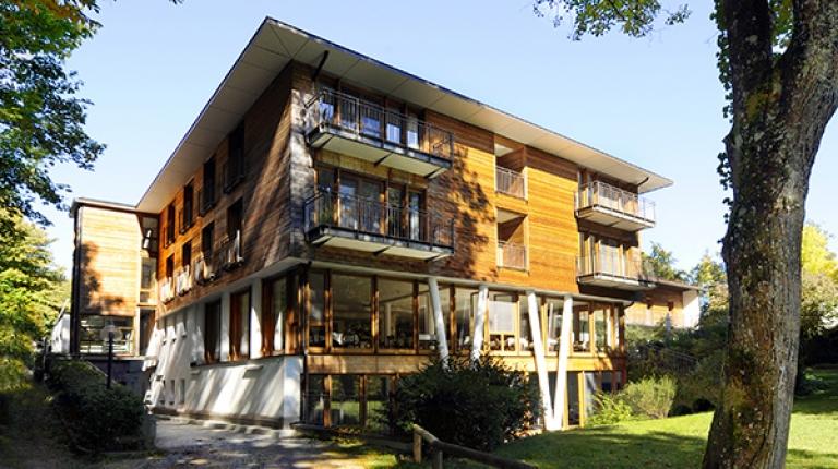 Das Haus der bayerischen Landwirtschaft in Herrsching am Ammersee