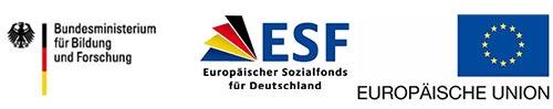 Die Bildungsprämie wird aus Mitteln des Bundesministeriums für Bildung und Forschung und aus dem Europäischen Sozialfonds der Europäischen Union gefördert.