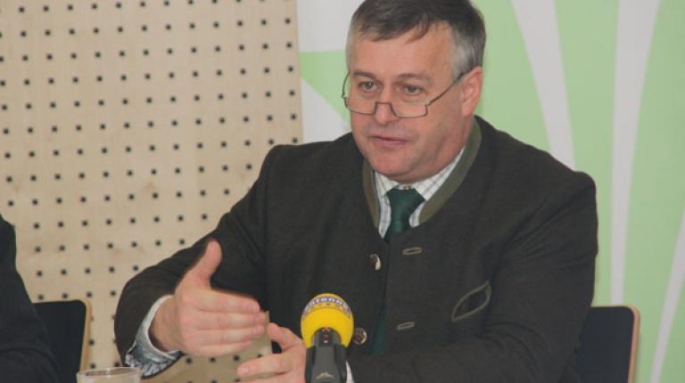 BBV-Präsident Heidl fordert starke Agrarpolitik für bayerische Landwirte .