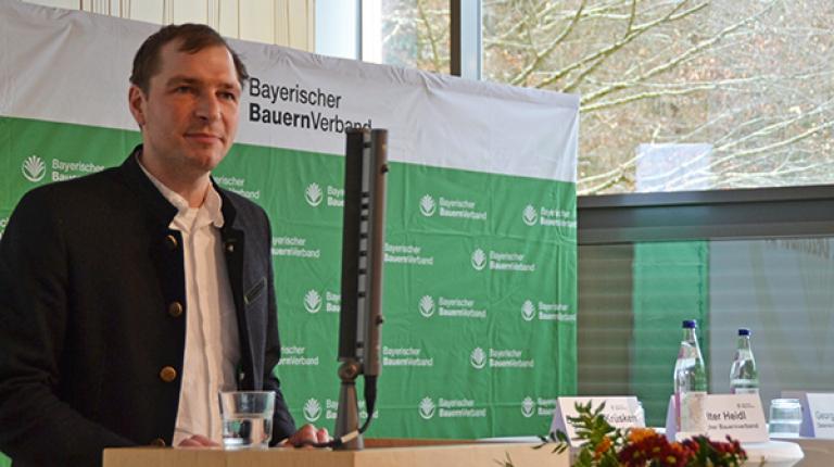 Martin Baumgärtner: Im Rahmen des Landjugendwettbewerbs kann die Landjugend wieder zeigen, was in ihr steckt.