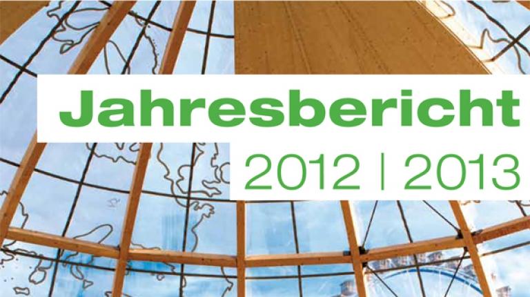 BBV-Jahresbericht 2012/2013.