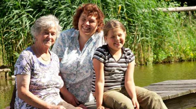 """""""Das ist Heimat!"""" lautet das Jahresthema der Landfrauen in ganz Bayern."""