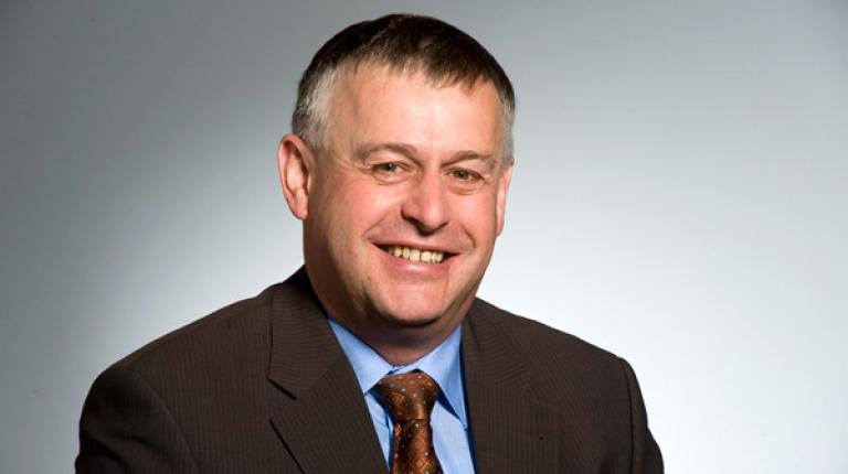 Präsident Walter Heidl