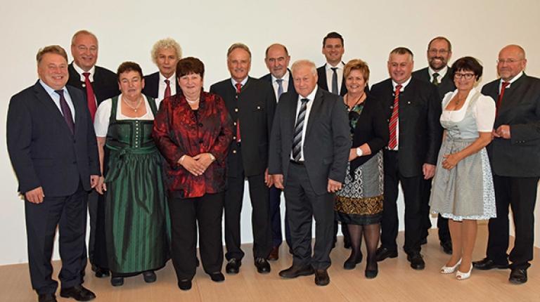 Die Empfänger der Staatsmedaille aus der Oberpfalz