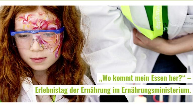 Die Landfrauen im BBV beteiligen sich bei den 5. Bayerischen Ernährungstagen und machen die Herkunft unserer Lebensmittel erlebbar.