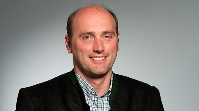 Alfred Enderle, Umweltpräsident des Bayerischen Bauernverbandes