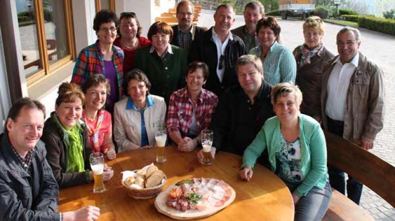 Der Bayerische Bauernverband Oberbayern übernimmt in diesem Jahr die Saisoneröffnung.