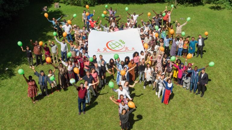 Die Teilnehmer des Internationalen Seminars, das speziell für Führungskräfte der Landjugendarbeit statt fand, sind nun weltweit vernetzt.