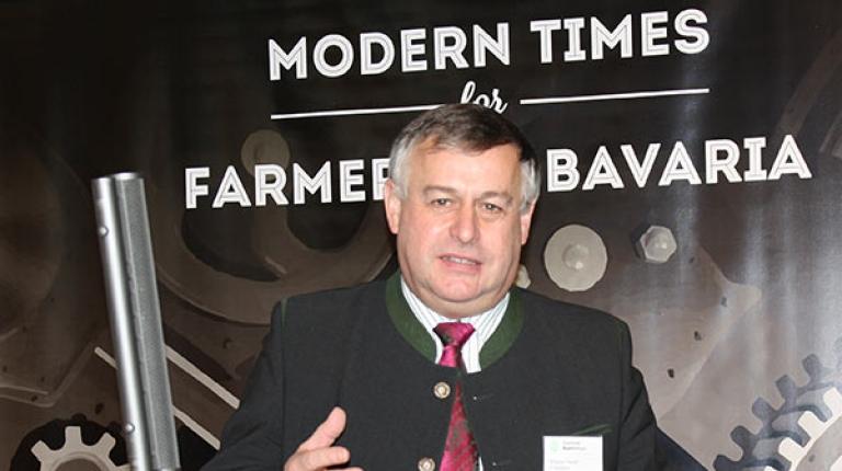 Bauernpräsident fordert von Agrarkommissar Hogan Maßnahmen für erfolgreiche Zukunft.