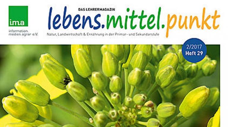 Das i.m.a-Lehrermagazin beginnt eine dreiteilige Serie über den Pflanzenschutz.