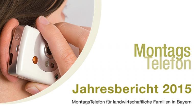 Erneut haben mehr Menschen das Angebot des MontagsTelefons genutzt, wie der Jahresbericht 2015 zeigt