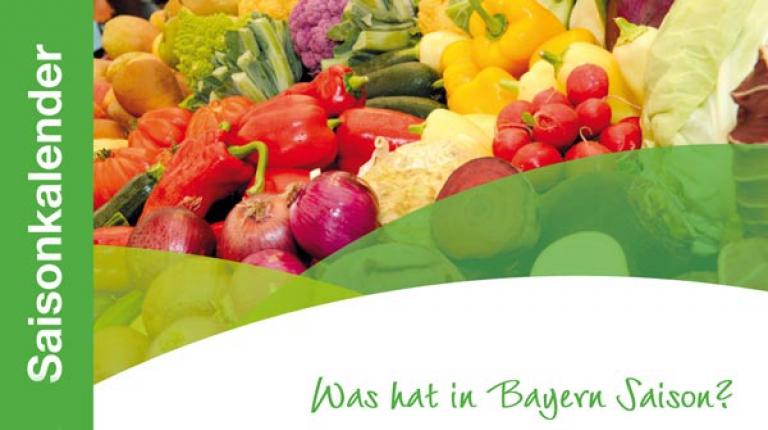 Bayerischer Saisonkalender