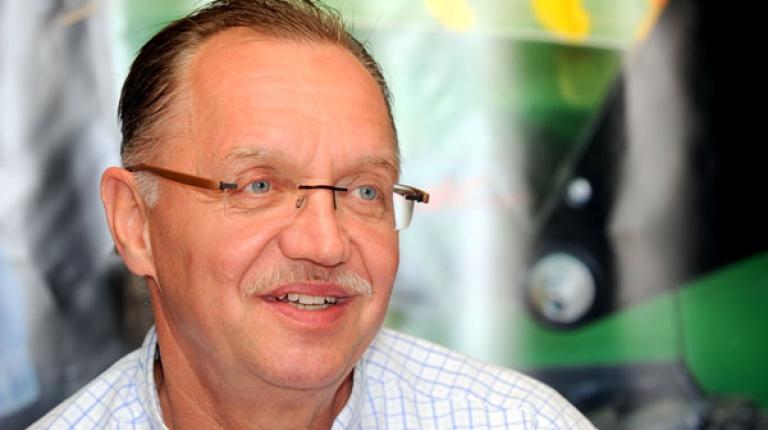 Gerd Sonnleitner setzt sich als UN-Sonderbotschafter für das Jahr der bäuerlichen Familienbetriebe ein.
