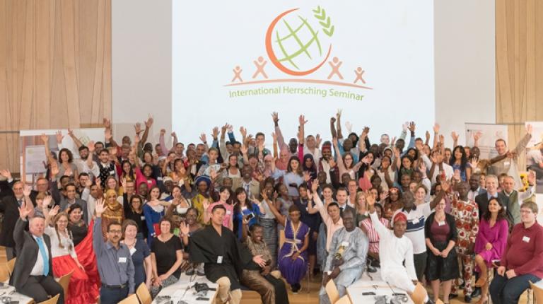 Das internationale Seminar bringt Führungskräfte der Landjugendarbeit aus aller Welt in Herrsching zusammen.