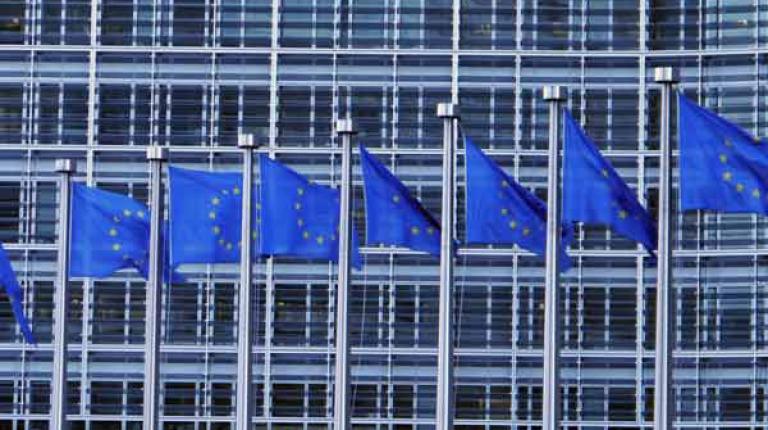 Das EU-Parlament stimmt ab.