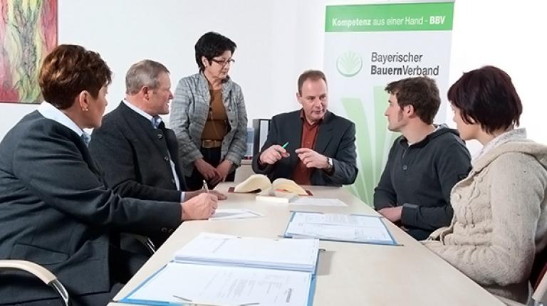 In der Vorsorgewoche vom 8. bis 12. Januar bietet Ihnen der BBV flächendeckend in ganz Bayern Informationen rund ums Thema Vorsorge, Erbrecht und Eherecht an.