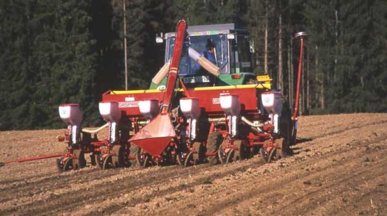 Ausgleich für Leistungen der Bauernfamilien