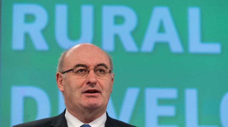 EU-Agrarkommissar Phil Hogan.
