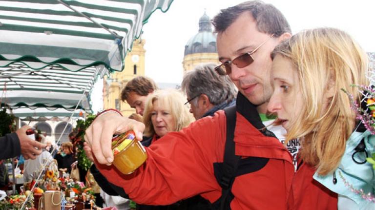 Lebensmittelbezeichnungen oder Produktnamen müssen den Verbrauchererwartungen entsprechen, so Landesbäuerin Anneliese Göller.