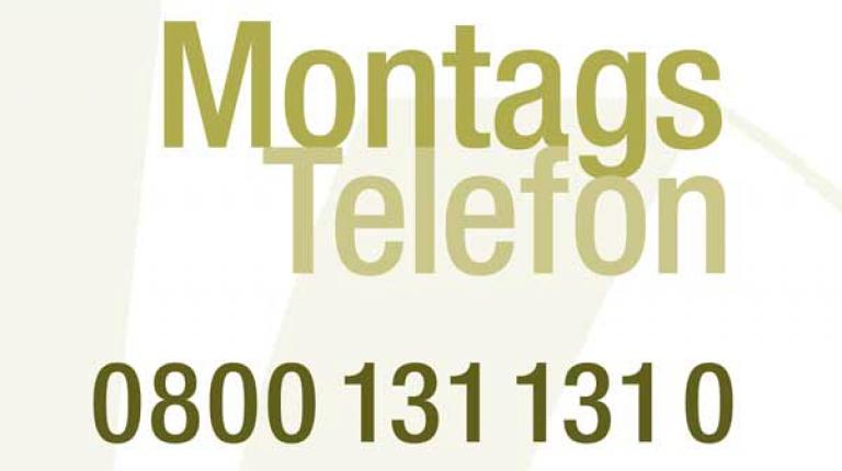 Seit fünf Jahren gibt es das MontagsTelefon. Es wurde im April 2013 als Projekt der BBV Stiftung Land und Leben gestartet.