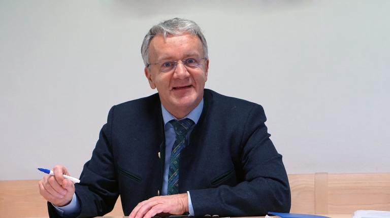 Georg Wimmer ist der neue BBV-Generalsekretär.