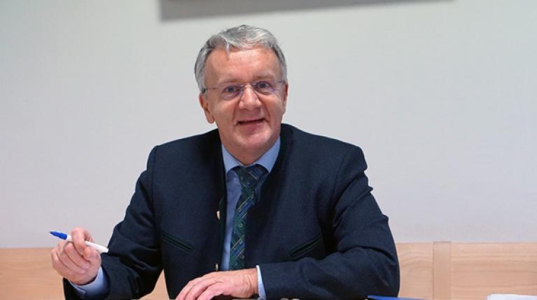 Georg Wimmer übernimmt ab 1. Januar 2018 die Funktion des Generalsekretärs des Bayerischen Bauernverbandes